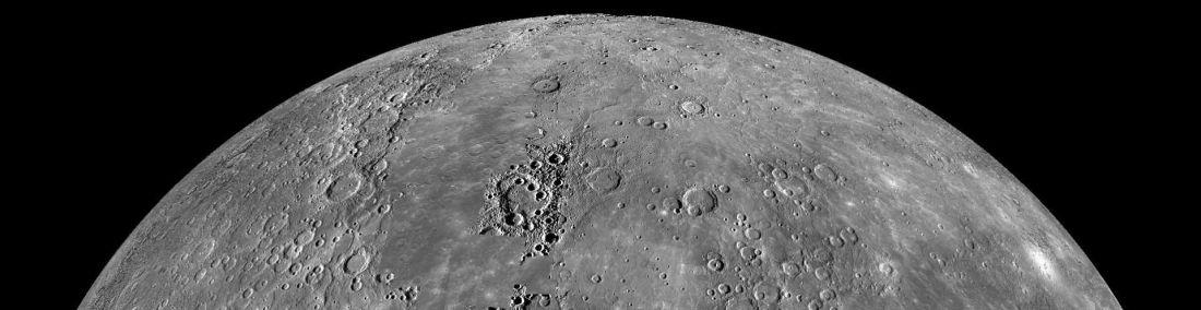 Planete Mercure 3d Hd Planete Astronomie