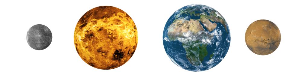 Plan tes et satellites du syst me solaire plan te astronomie - Taille des hortensias en mars ...